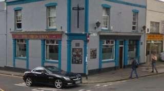 White Lion pub