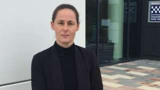 Cleveland Police Assistant Chief Constable Lisa Theaker