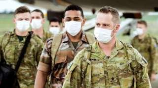 Askerler haftaya başlayacak devriye görevi öncesi eğitimden geçiriliyor