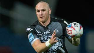 Catalans stand-off Luke Walsh kicked 14 of his side's points
