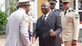 Le president Ali Bongo a lancé une vaste opération anti corruption depuis son retour au pays après son accident vasculaire cérébral