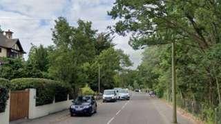 Compton Avenue in Poole