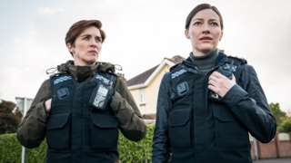 Vicky McClure and Kelly Macdonald