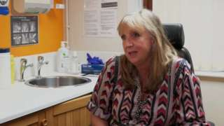 Dr Caroline Mitchell