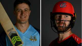 Yorkshire's Tom Kohler-Cadmore and Lancashire's Steven Croft each top scored with 97 for their respective sides