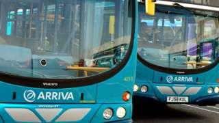 Arriva buses