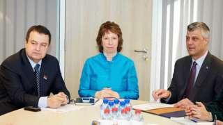 Преговори у Бриселу између Србије и Косова