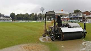 Groundstaff at Canterbury