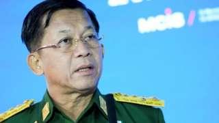Jenerali Min Aung Hlaing
