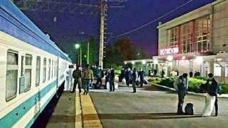 Темир йўл вокзали
