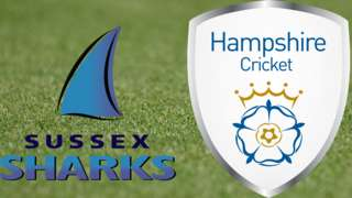 Sussex v Hampshire