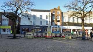 Market Square, Aylesbury