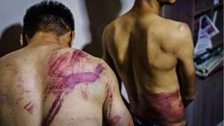 طالبان کا صحافیوں پر تشدد