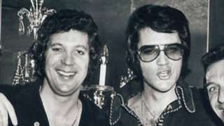 Tom Jones and Elvis