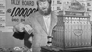 Gary Dahl waxa uu iibiyay 5 milyan oo dhagxaan ah sannadkii 1975