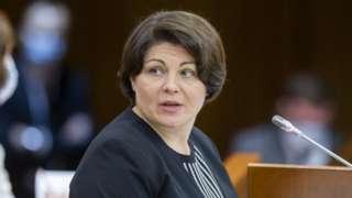 Наталія Гавриліца: що відомо про нову прем'єрку Молдови