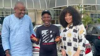 Chiwetalu Agu arrest: DSS release Nollywood Chiwetalu Agu to Actors Guild of Nigeria