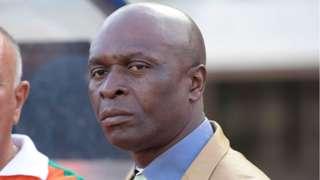 Ivorian coach Francois Zahoui