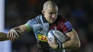 Mike Brown of Harlequins
