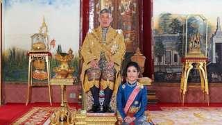 थाई राजा र उनकी उपपत्नी