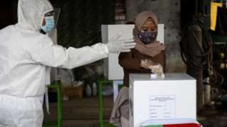 election PPE Indonesia