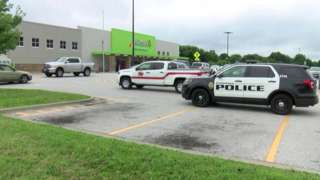 Walmart in Springfield, Missouri, where the incident happened