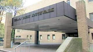 General exterior view showing the Southwark Crown Court building