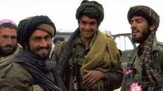 塔利班在1990年代初蘇聯撤軍後,在巴基斯坦北部冒起。