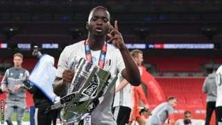 À Fulham, l'homme de la fin de saison, Neeskens Kebano.