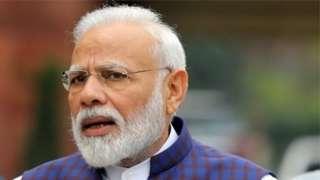 Ra'iisul wasaare Narendra Modi