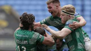 Newcastle celebrate win