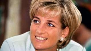File photo of Princess Diana
