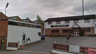 Cricketers Arms Leicester