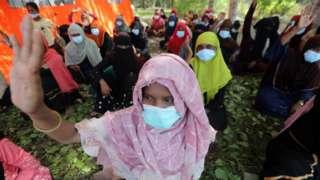 aceh, rohingya