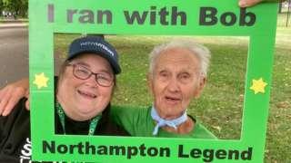 Bob and runner