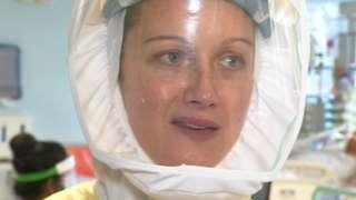 Nurse Marguerite du Toit