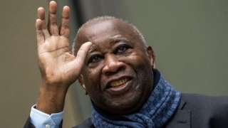 Laurent Gbagbo na di first former head of state to face trial for di ICC