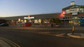 Morrisons at Seaburn, Sunderland
