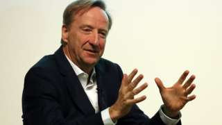 Alex Younger, Chief of the Secret Intelligence Service - known as MI6