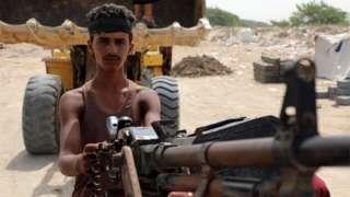 STC forces in Yemen, June 2020