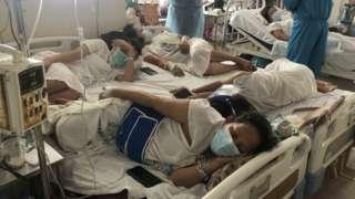 ဒေါက်တာ ဟိုဆေး ဖက်ဘဲလ်လာ အောက်မေ့ဖွယ် ဆေးရုံက ကိုယ်ဝန်ဆောင်မိခင်တွေ
