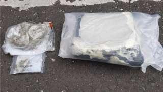 INLA drugs find