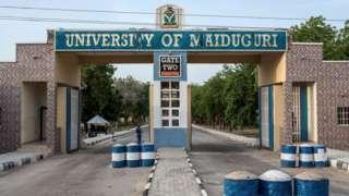 University of Maiduguri gate two