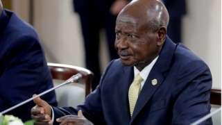 Rais Museveni amesema kuwa haki za washukiwa lakini haki za waathiriwa zinasahaulika