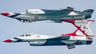 चीन की अमेरिका? : नव्या तंत्रज्ञानाची लढाऊ विमानं बनवण्याच्या स्पर्धेत कोण पुढे?