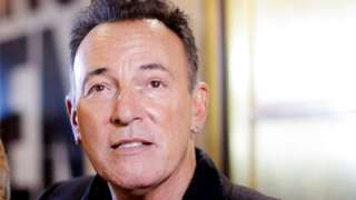 File photo of Bruce Springsteen