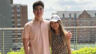 Photo of Victor and Cynthia Liu