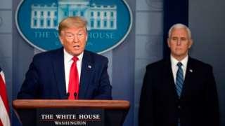 Prezident Donald Trump və vitse-prezident Mike Pence