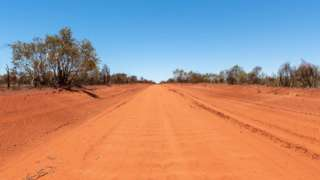 Generic of Northern Territory outback