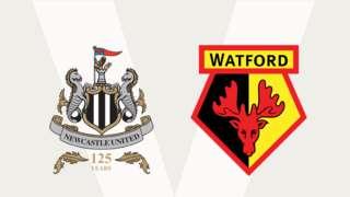 Newcastle United v Watford